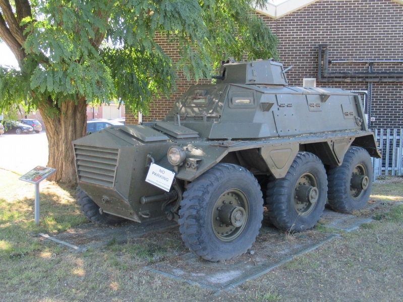FV603B Armoured Personnel Carrier image. Click for full size.