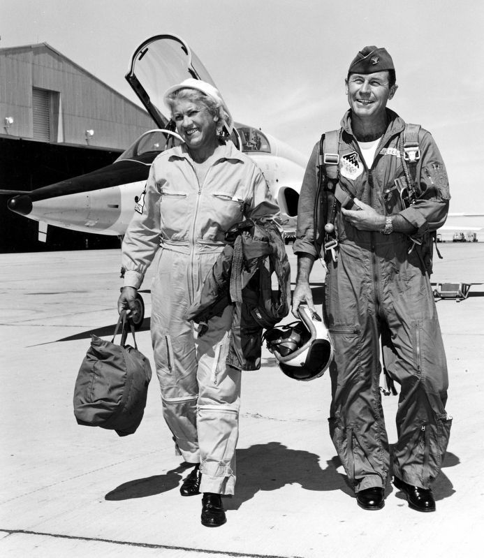 Chuck Yeager image. Click for full size.