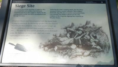 Siege Site Marker image. Click for full size.