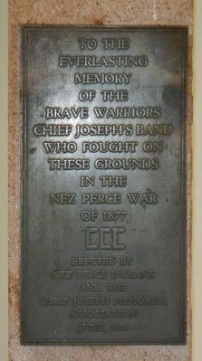 Brave Warriors Memorial image. Click for full size.