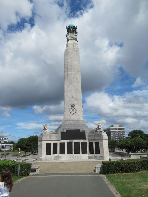 The Plymouth Naval Memorial image. Click for full size.