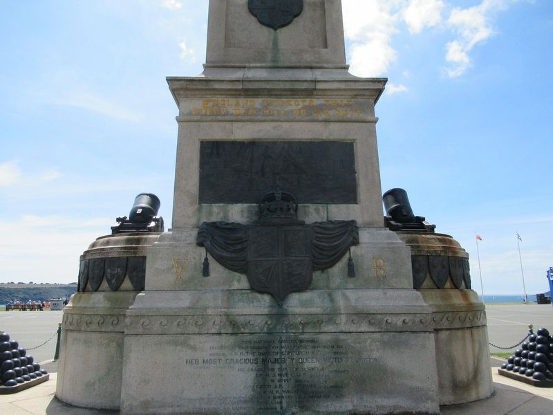 National Armada Memorial image. Click for full size.