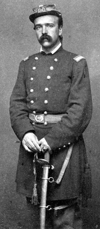 Major General Daniel Adams Butterfield image. Click for full size.