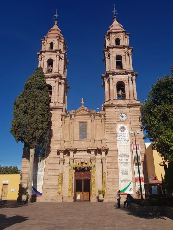 The Parish Church of San Luis Rey image. Click for full size.