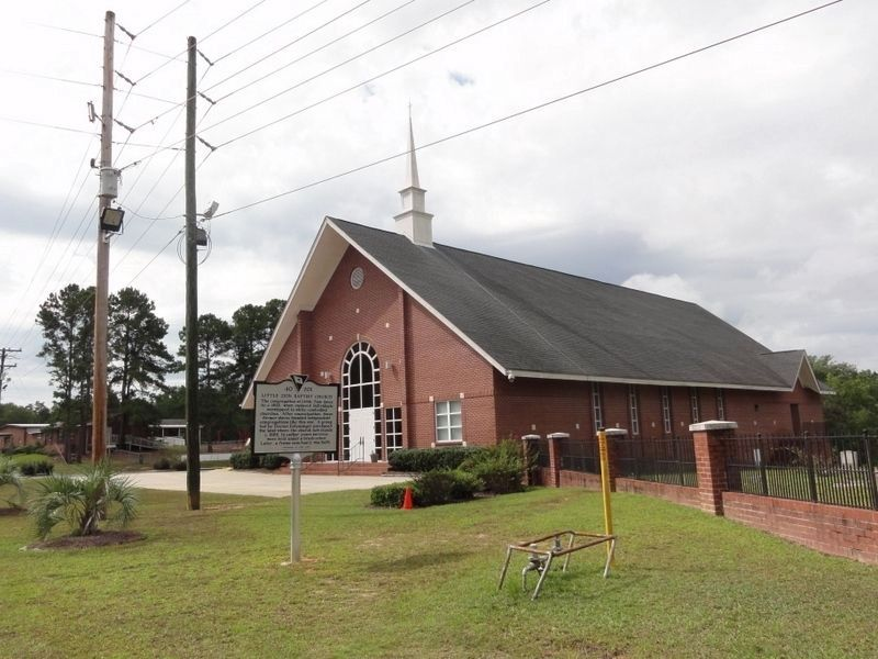 Little Zion Baptist Church image. Click for full size.