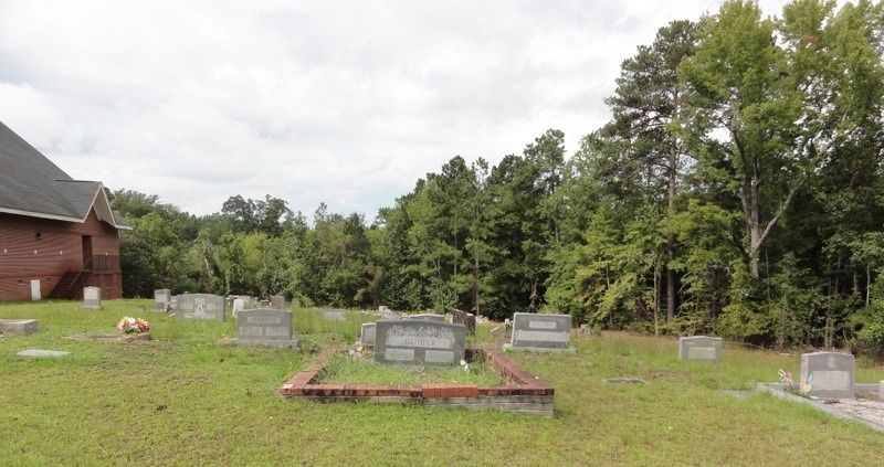 Little Zion Baptist Church Cemetery image. Click for full size.