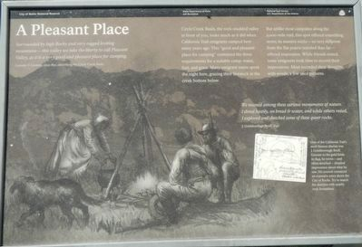 A Pleasant Place Marker image. Click for full size.