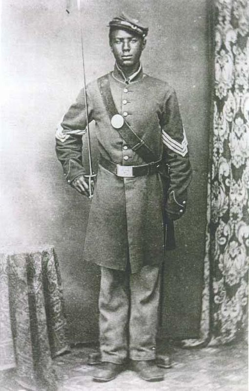 Andrew Jackson Smith (September 3, 1843 – March 4, 1932) image. Click for full size.