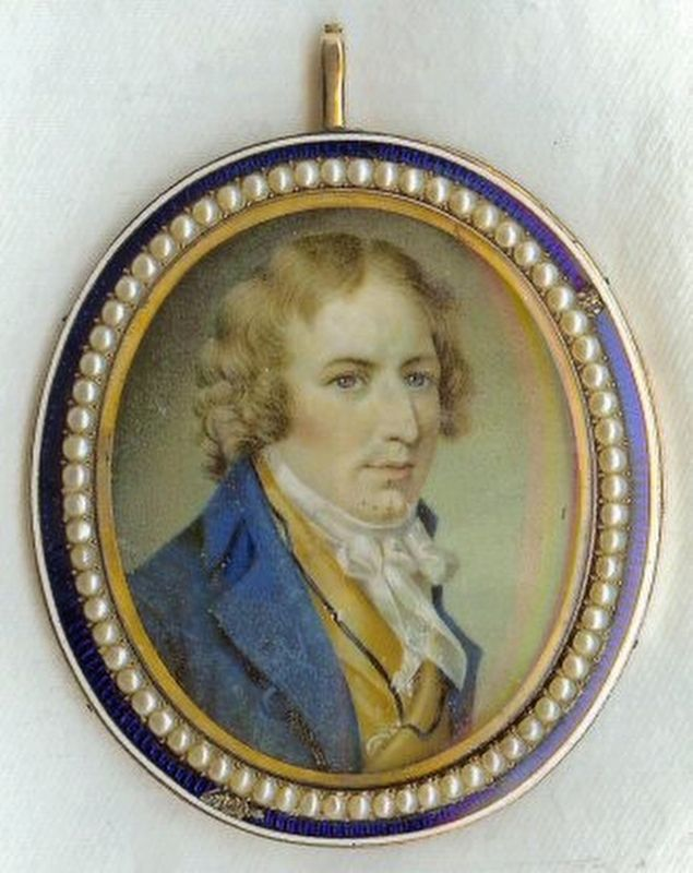 Harman Blennerhassett (1765-1831) image. Click for full size.