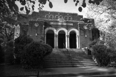 House of Peace Synagogue, 1972 image. Click for full size.
