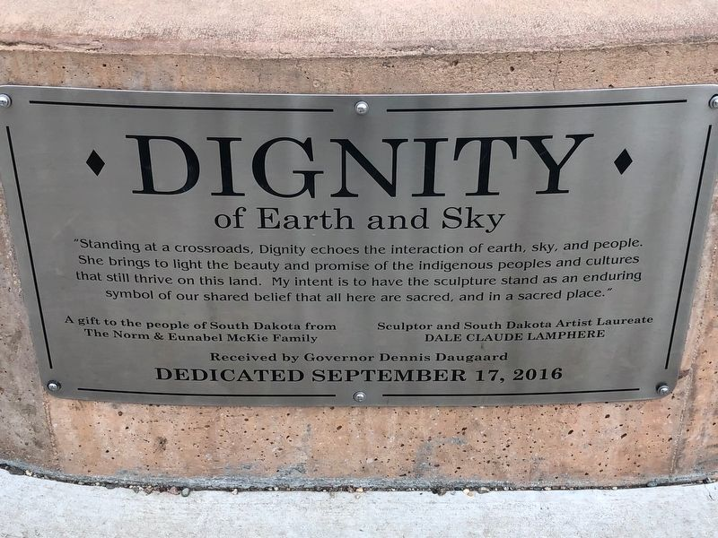 Dignity Marker image. Click for full size.