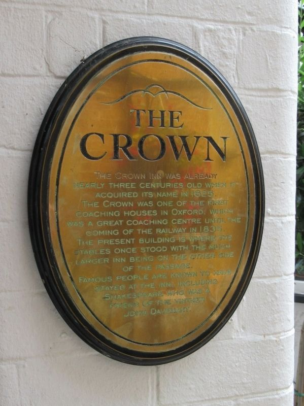 The Crown Marker image. Click for full size.