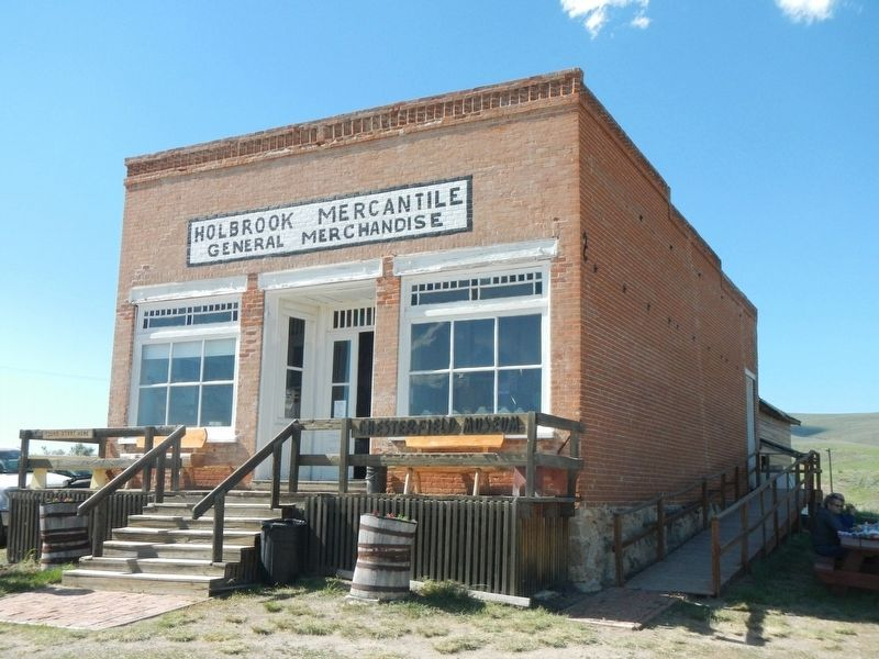 Chesterfield General Store (Visitors Center) image. Click for full size.