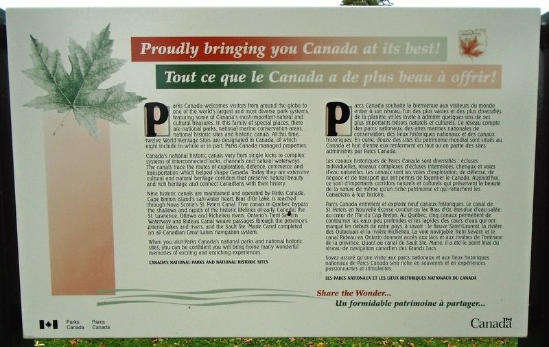 Smiths Falls Marker (back) image. Click for full size.