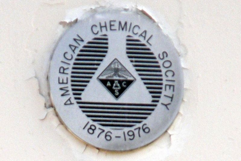 The American Chemical Society crest image. Click for full size.