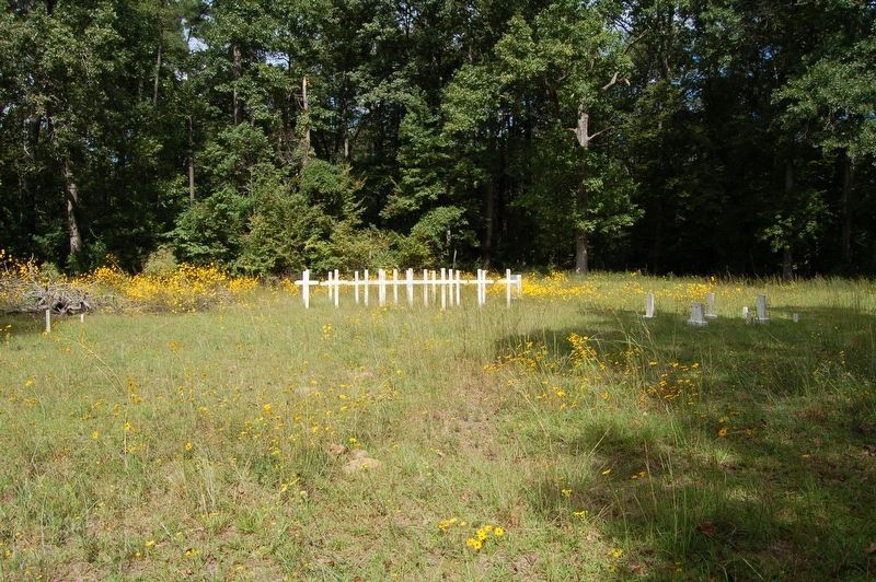 Old Camp Ground Cemetery image. Click for full size.