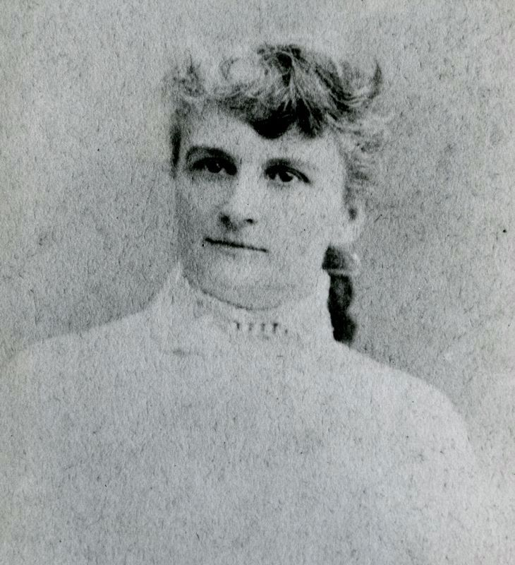 Kate Chopin image. Click for full size.