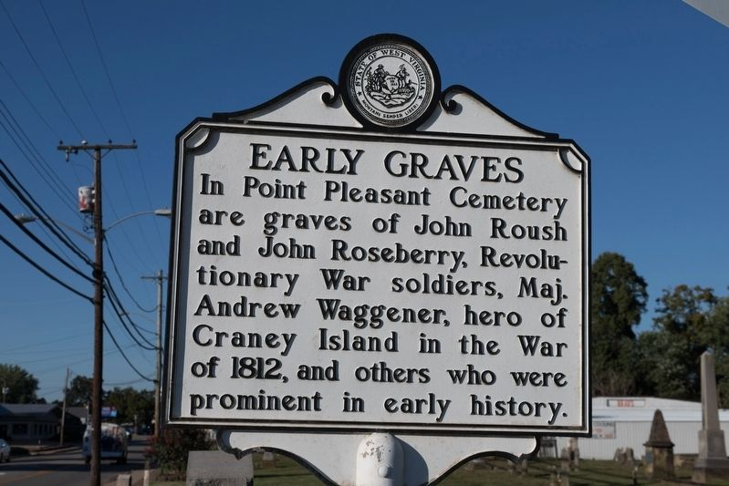 """Image result for mason county wv historical markers Point Pleasant"""""""