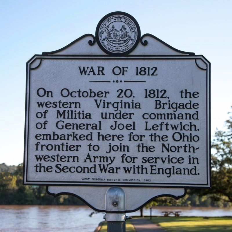 """Image result for mason county wv historical markers war 1812 battle pt pleasant"""""""