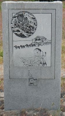 Old Rock Creek Marker image. Click for full size.