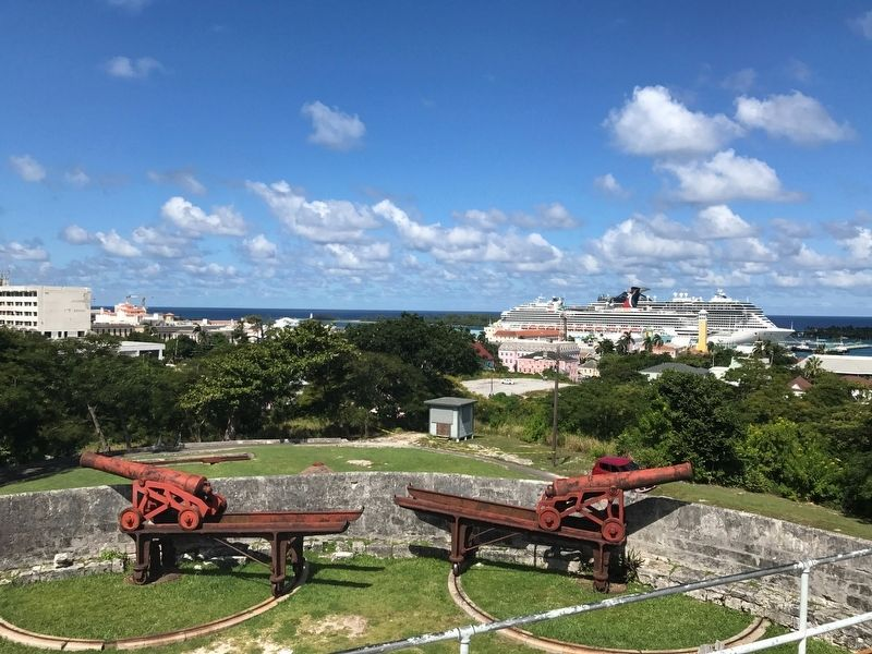 View from Fort Fincastle image. Click for full size.