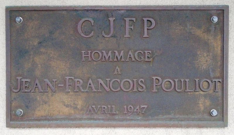 CJFP Marker image. Click for full size.