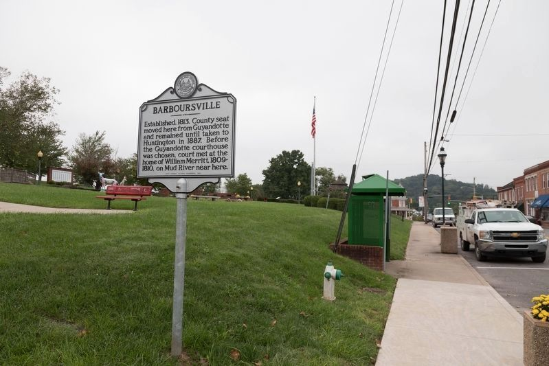 Barboursville Marker image, Touch for more information