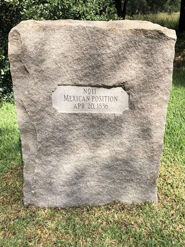Mexican Position Marker image. Click for full size.