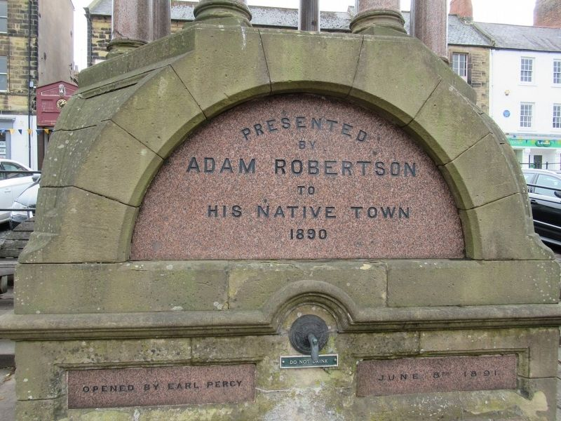 Robertson's Pant Marker image. Click for full size.