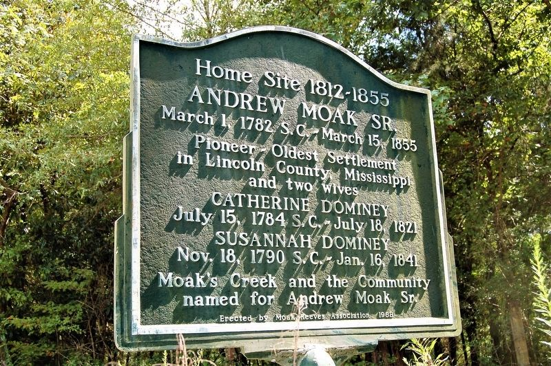 Home Site 1812-1855 Marker image. Click for full size.