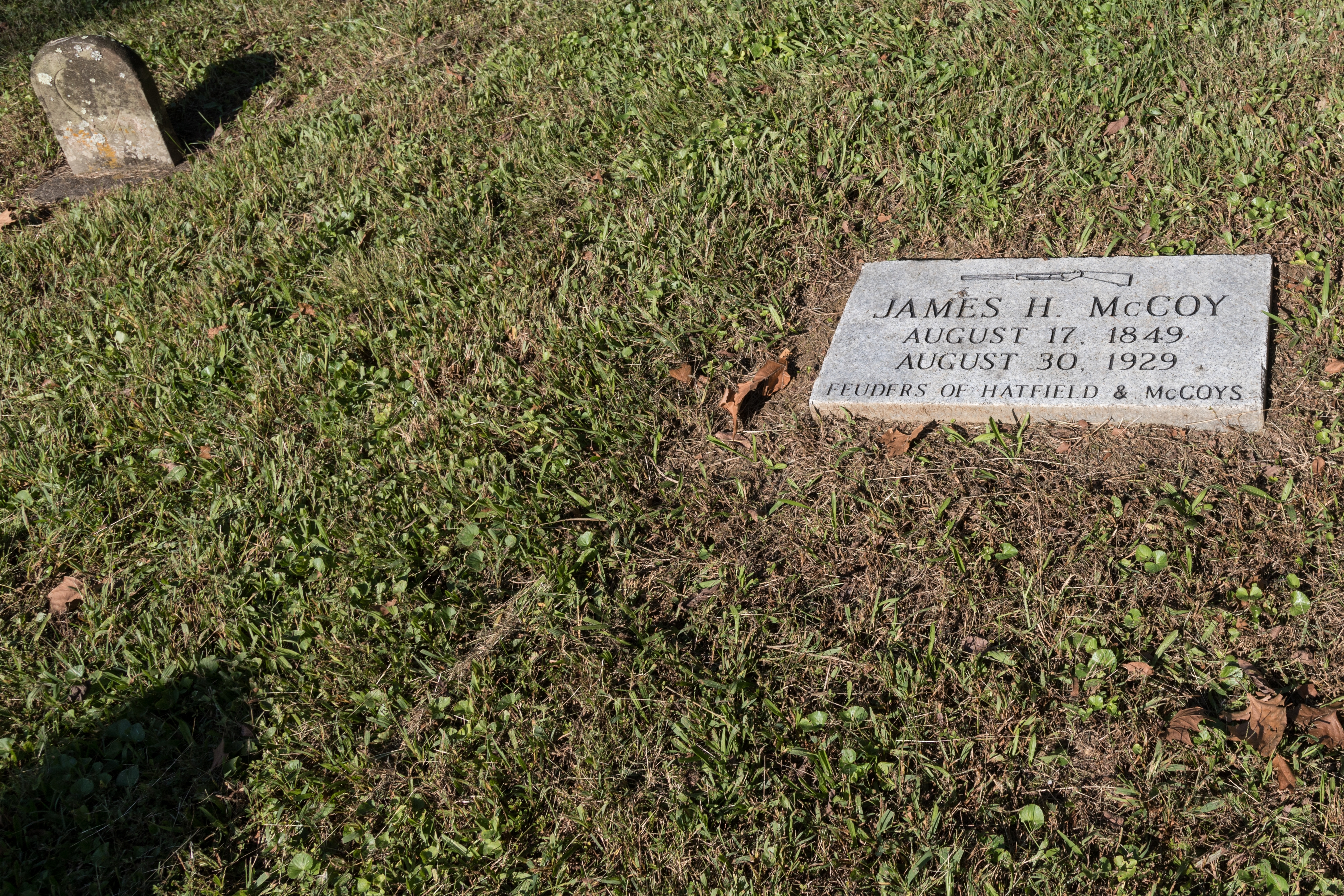 Here Lies James H. McCoy