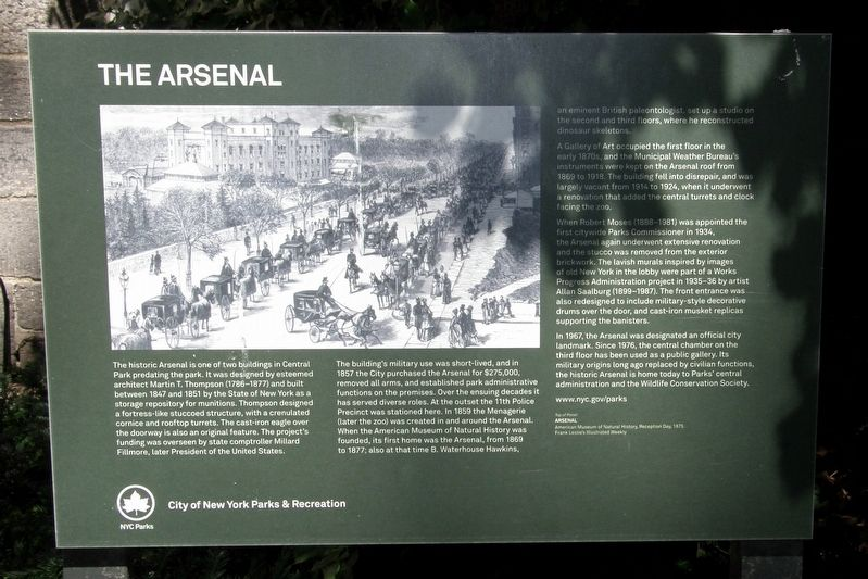 The Arsenal Marker image. Click for full size.