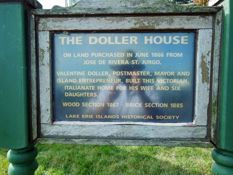 The Doller House Marker image. Click for full size.