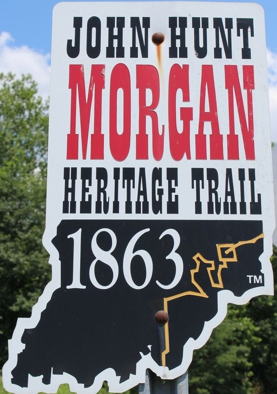 John Hunt Morgan Heritage Trail image. Click for full size.