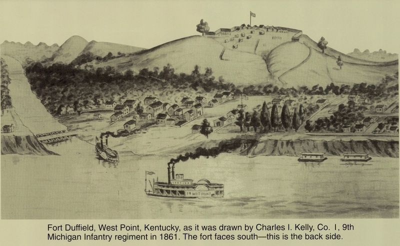 Fort Duffield image. Click for full size.