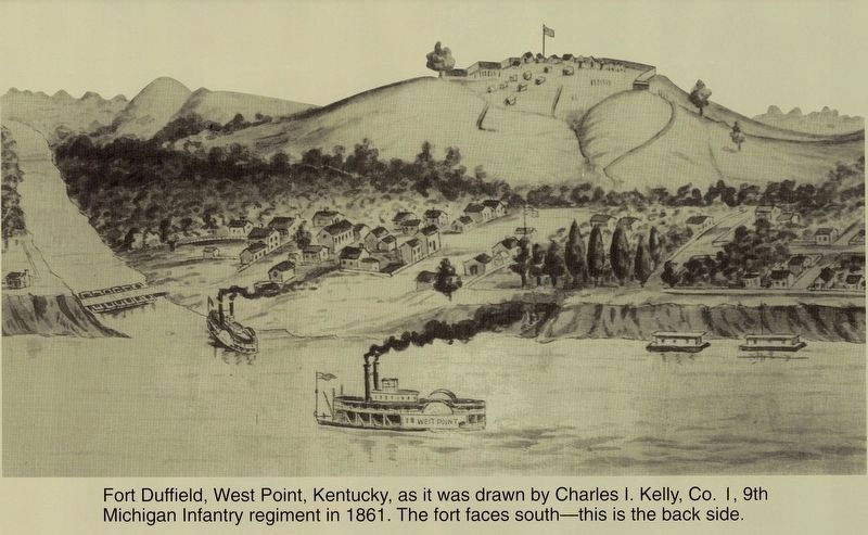 U.S. Fort Duffield image. Click for full size.
