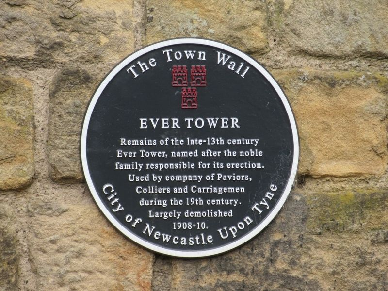 Ever Tower Marker image. Click for full size.