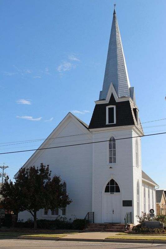 First Presbyterian Church image, Touch for more information