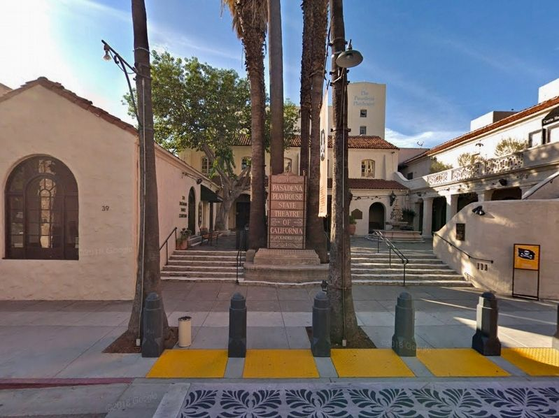 Pasadena Playhouse image. Click for full size.