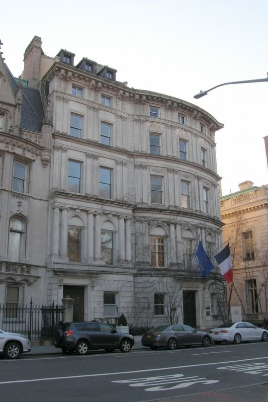 Cultural Services of The French Embassy, 972-3 Fifth Avenue image. Click for full size.