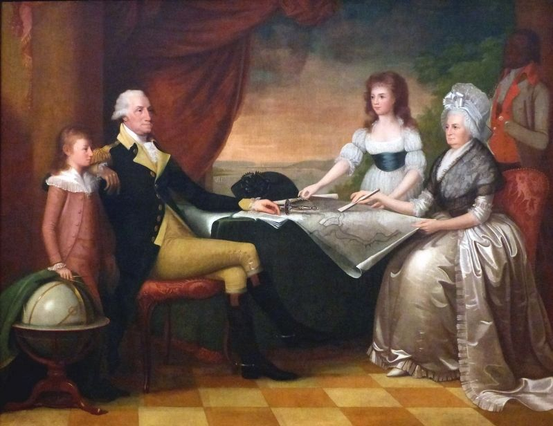 The Washington Family image. Click for full size.