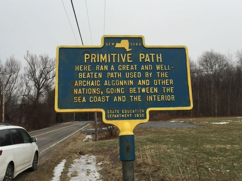 Primitive Path Marker image. Click for full size.
