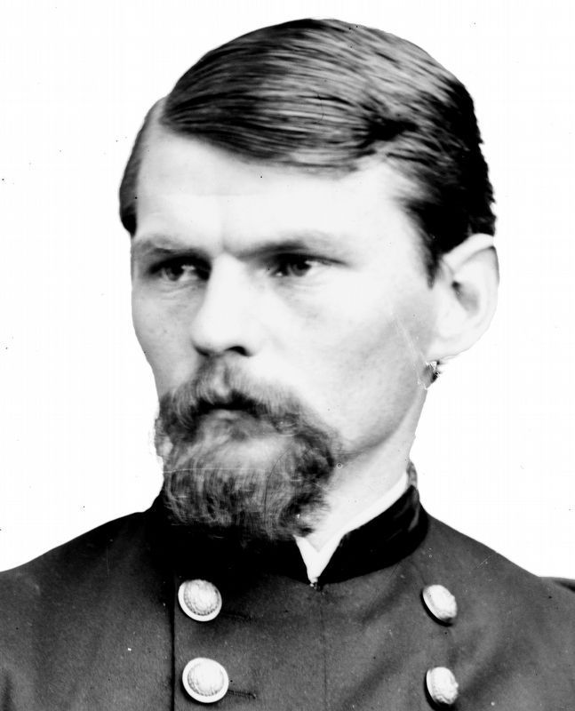 Maj. Gen. Emory Upton image. Click for full size.