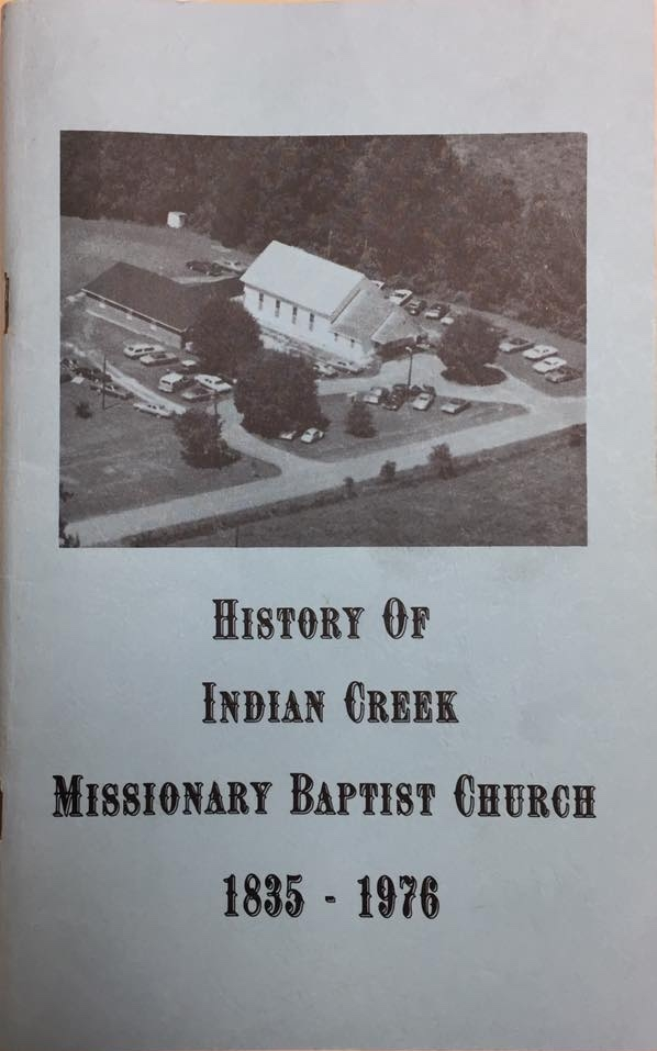 Indian Creek Baptist Church