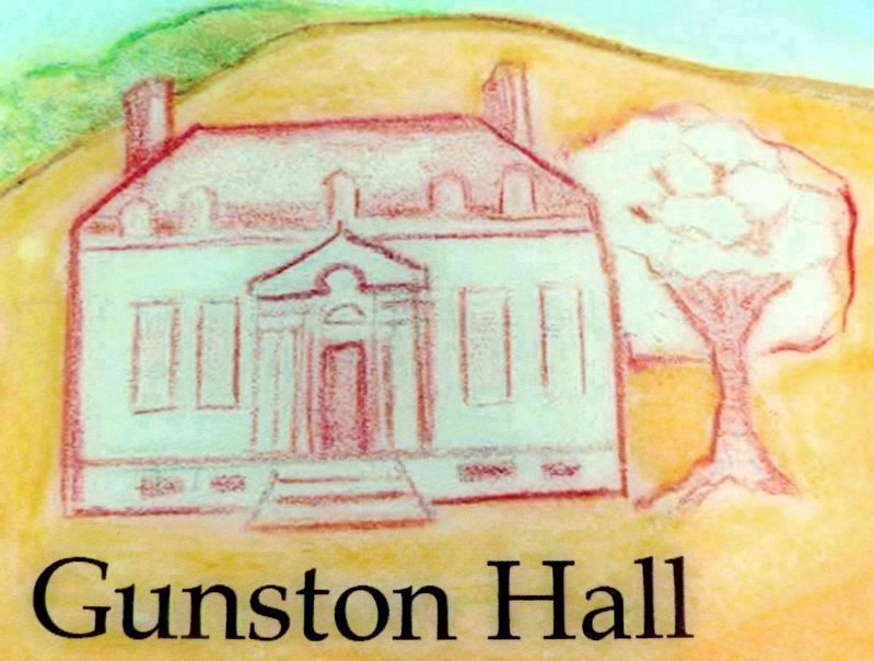 Gunston Hall<br>T.F. Mason&#39;s Birthplace image. Click for full size.