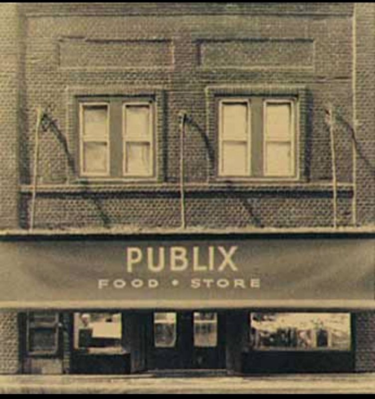 First Publix Store image. Click for full size.