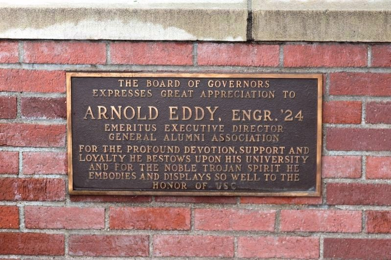 Arnold Eddy, Engr. '24 image. Click for full size.