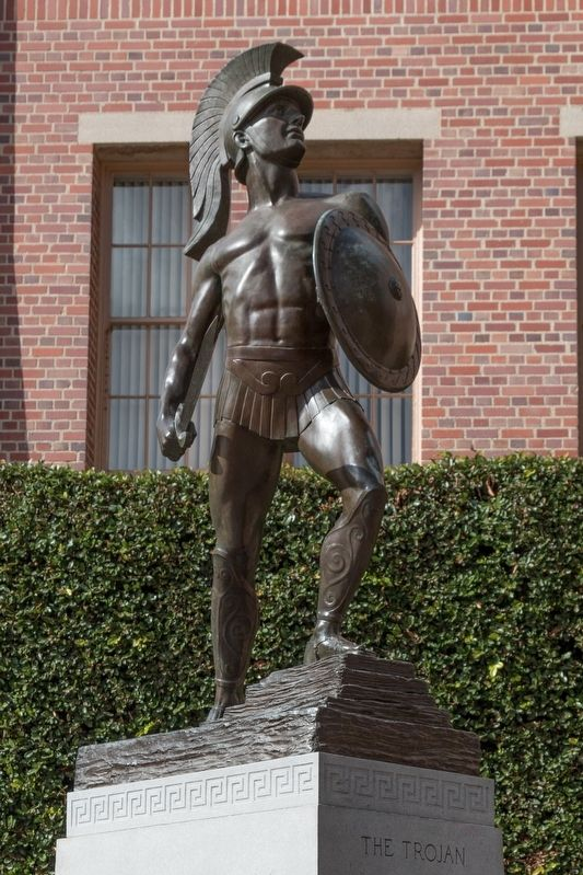 Tommy Trojan image. Click for full size.