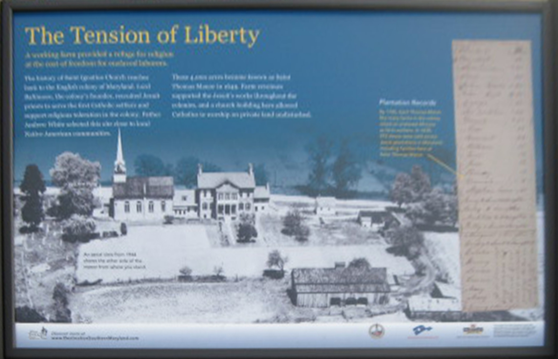 The Tension of Liberty Marker