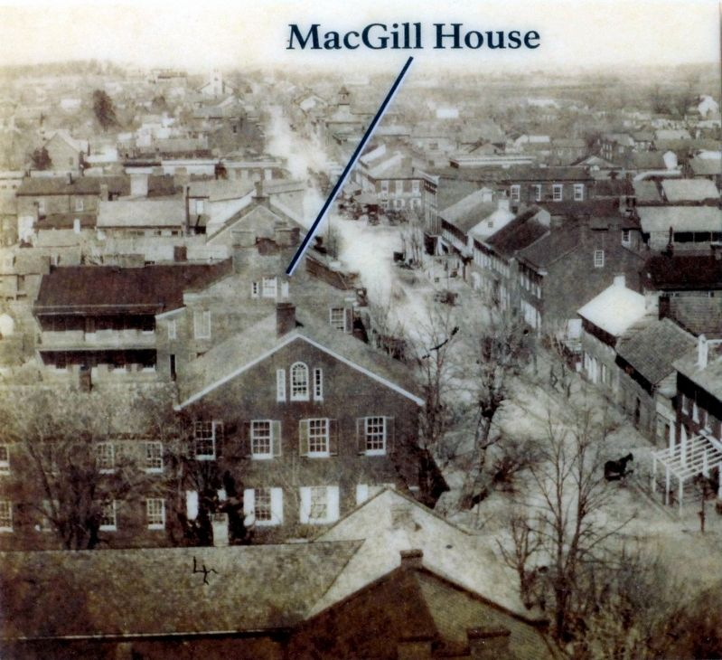 MacGill House image. Click for full size.